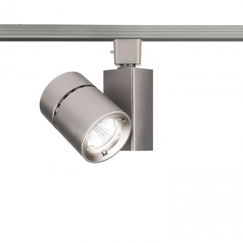 WAC Lighting WAC Lighting Brushed Nickel LED Track Light H-Track 2700K 1455LM H-1023F-927-BN