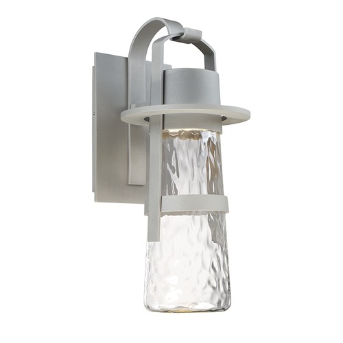 Modern Forms by WAC Lighting Modern Forms By Wac Lighting Balthus Graphite LED Outdoor Wall Light WS-W28514-GH