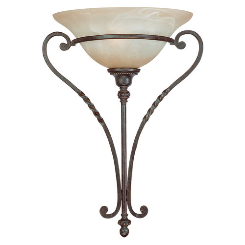 Craftmade Lighting Craftmade Sutherland English Toffee Sconce 22441-ET
