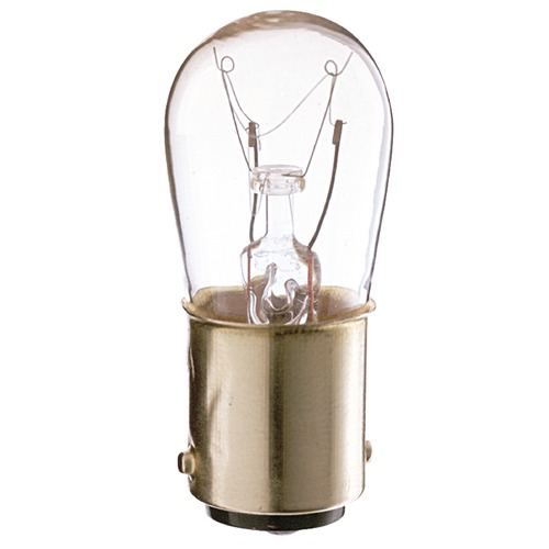 Satco Lighting Incandescent S6 Light Bulb Bayonet Base 130V by Satco S3901