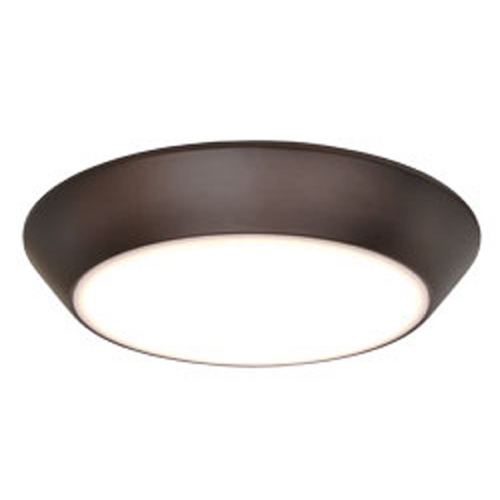 Maxim Lighting Maxim Lighting Convert Bronze LED Flushmount Light 87615WTBZ