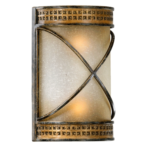 Quorum Lighting Quorum Lighting Cordovan Bronze Sconce 5518-27