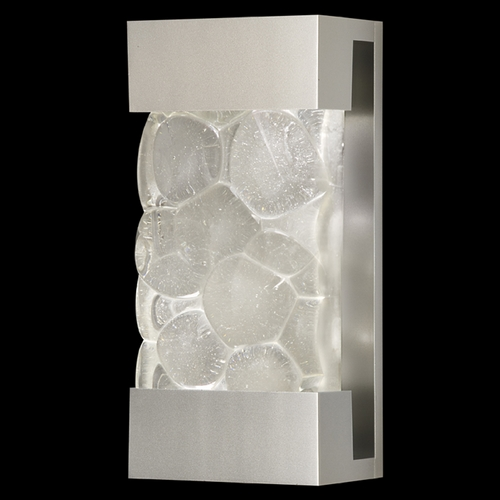 Fine Art Lamps Fine Art Lamps Crystal Bakehouse Silver Sconce 810850-24ST