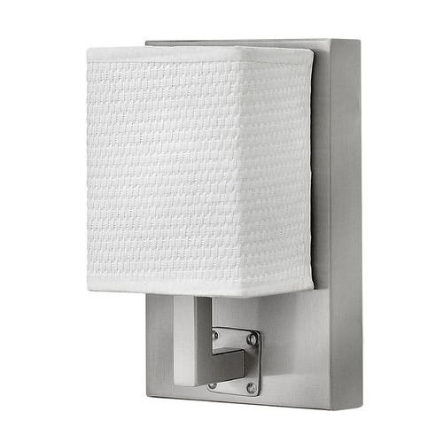Hinkley Lighting Hinkley Lighting Avenue Brushed Nickel LED Sconce 61033BN