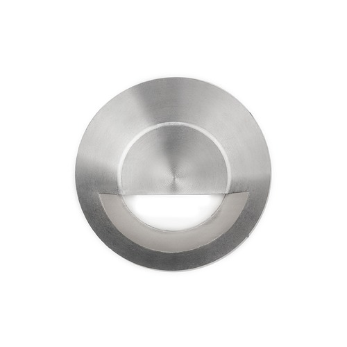 WAC Lighting LED 12V Round Step and Wall Light 2041-30SS