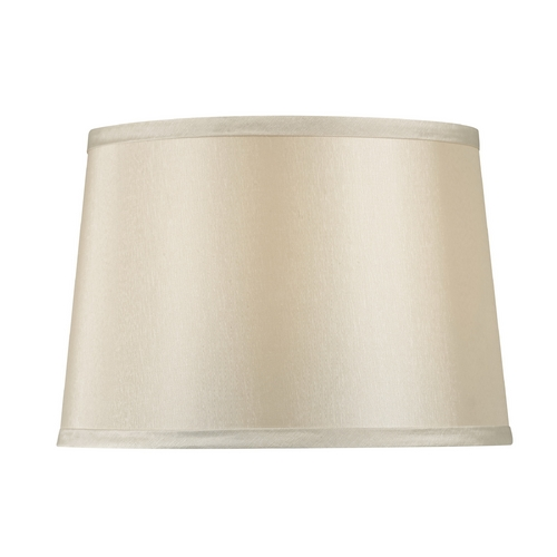 Dolan Designs Lighting Beige Hardback Drum Lamp Shade with Spider Assembly 160012