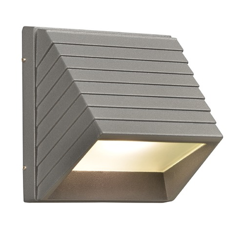PLC Lighting PLC Lighting Le Doux Bronze LED Outdoor Wall Light 1311 BZ