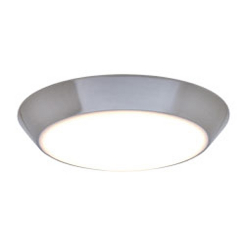 Maxim Lighting Maxim Lighting Convert Satin Nickel LED Flushmount Light 87615WTSN