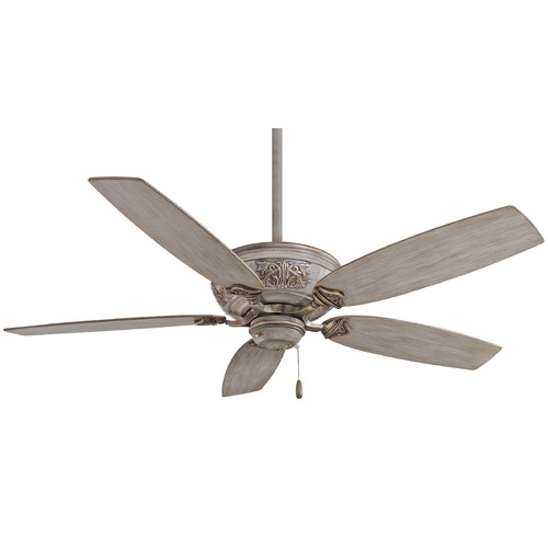 Minka Aire 54-Inch Minka Aire Fans Classica Driftwood Ceiling Fan Without Light F659-DRF