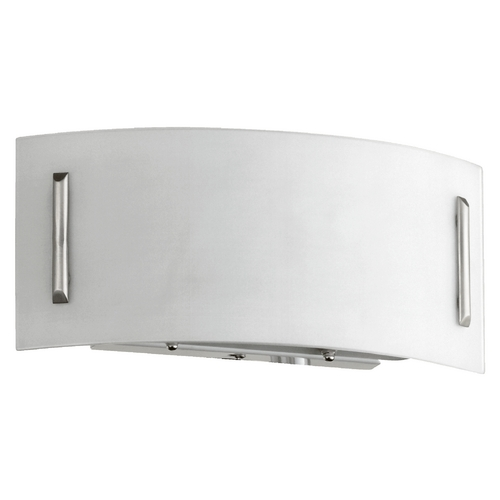 Quorum Lighting Quorum Lighting Satin Nickel Sconce 5586-1-65