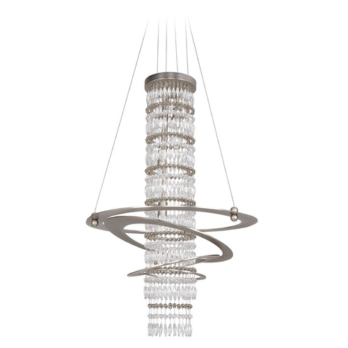 Allegri Lighting Giovanni 18in Round Pendant 022551-009-FR001