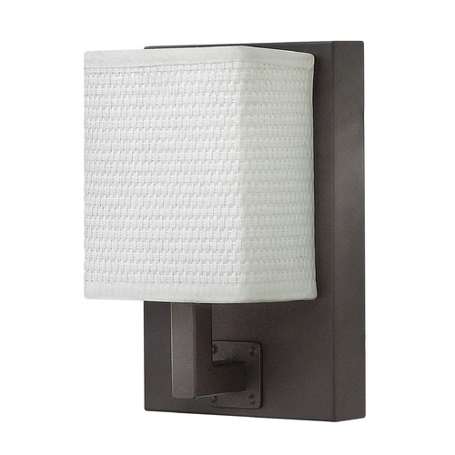 Hinkley Lighting Hinkley Lighting Avenue Oil Rubbed Bronze LED Sconce 61033OZ