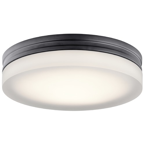 Elan Lighting Elan Lighting Rylee Bronze LED Flushmount Light 83804