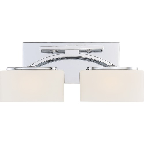 Quoizel Lighting Quoizel Lighting Arch Polished Chrome LED Bathroom Light ARC8602CLED