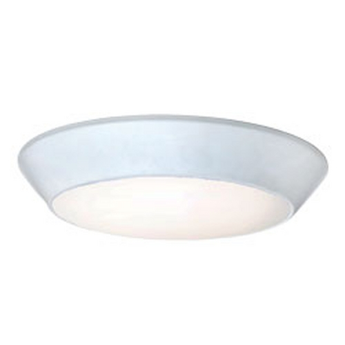 Maxim Lighting Maxim Lighting Convert White LED Flushmount Light 87615WTWT