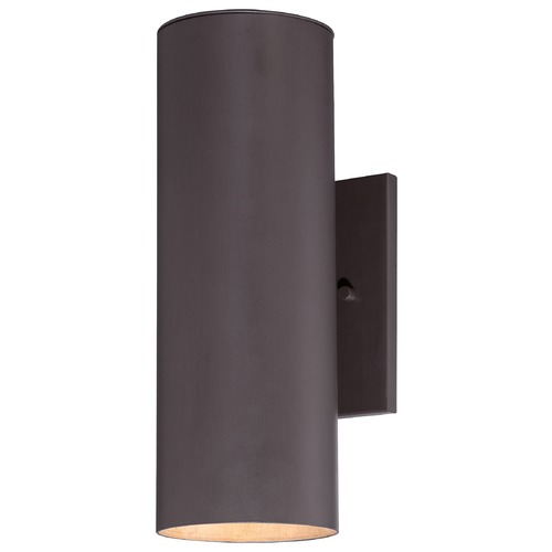 Minka Lavery Minka Lighting Skyline Dorian Bronze Outdoor Wall Light 72502-615B-PL