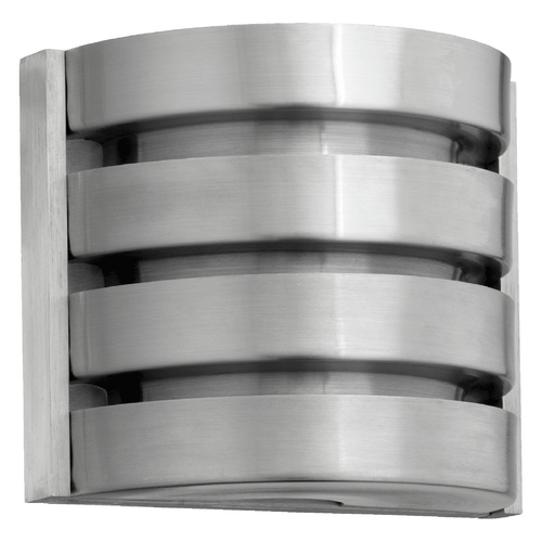 Quorum Lighting Quorum Lighting Satin Nickel Sconce 5603-65