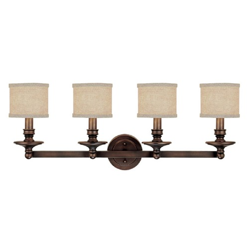 Capital Lighting Capital Lighting Midtown Burnished Bronze Bathroom Light 1239BB-450