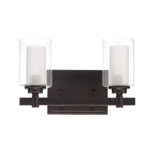 Jeremiah Lighting Jeremiah Lighting Celeste Espresso Bathroom Light 16712ESP2