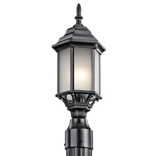 Kichler Lighting Kichler Lighting Chesapeake Post Light 49256BKS