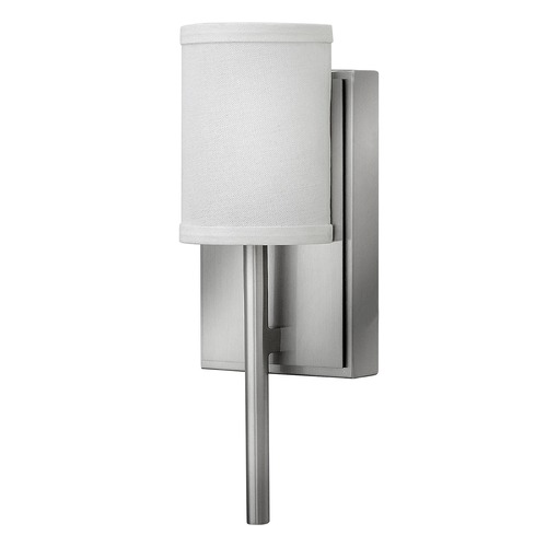 Hinkley Lighting Hinkley Lighting Avenue Brushed Nickel LED Sconce 61111BN