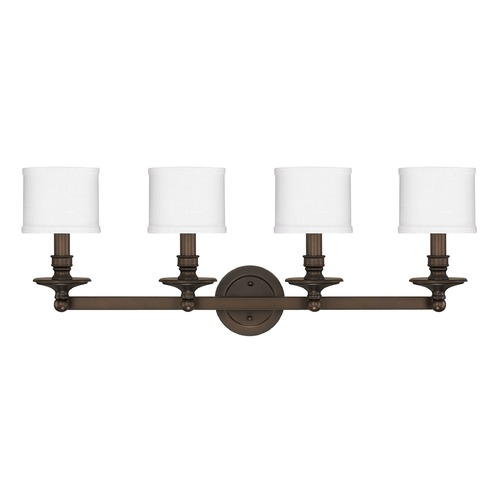 Capital Lighting Capital Lighting Midtown Burnished Bronze Bathroom Light 1239BB-451