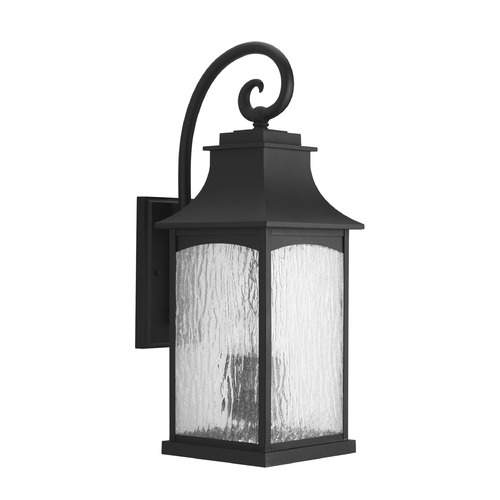 Progress Lighting Progress Lighting Maison Black Outdoor Wall Light P5755-31
