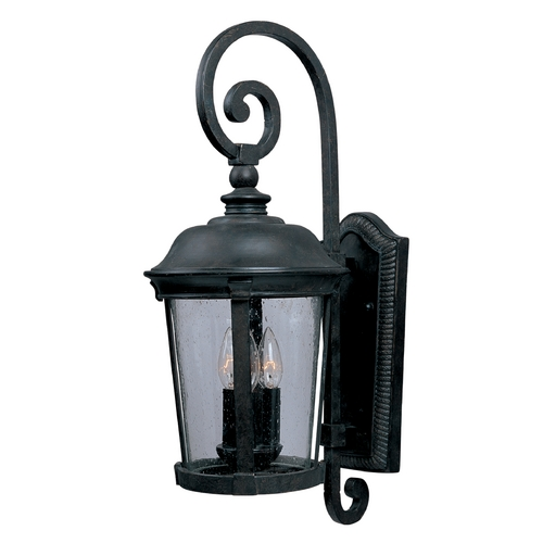 Maxim Lighting Maxim Lighting Dover Vx Bronze Outdoor Wall Light 40094CDBZ