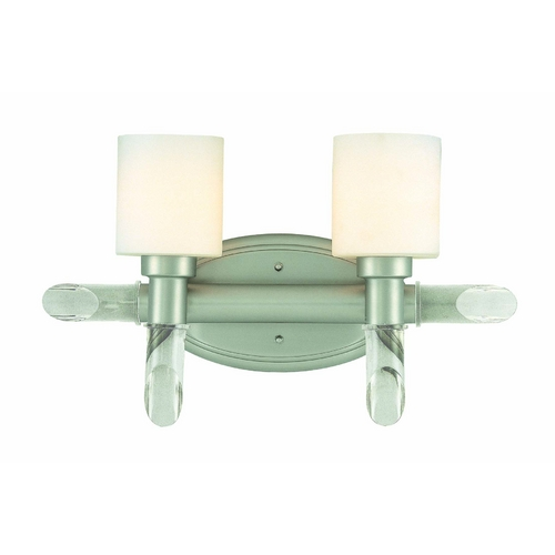 Lite Source Lighting Lite Source Lighting Glamis Bathroom Light LS-16862SS/FRO