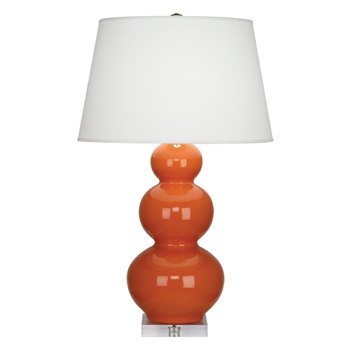 Robert Abbey Lighting Robert Abbey Triple Gourd Table Lamp A352X