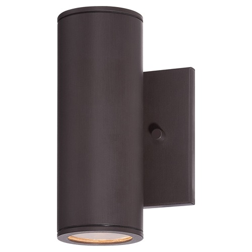 Minka Lavery Minka Lighting Skyline Dorian Bronze LED Outdoor Wall Light 72501-615B-L