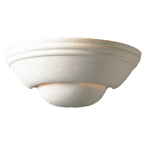 Quorum Lighting Quorum Lighting Textured White Sconce 5619-66
