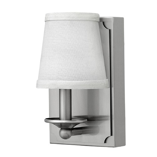 Hinkley Lighting Hinkley Lighting Avenue Brushed Nickel LED Sconce 61222BN