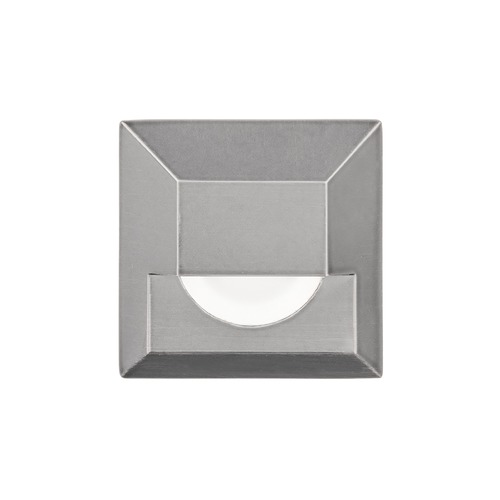 WAC Lighting LED 12V Square Step and Wall Light 2061-30SS