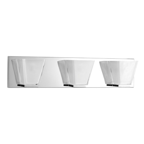 Progress Lighting Progress Lighting Streaming Polished Chrome Bathroom Light P2125-15
