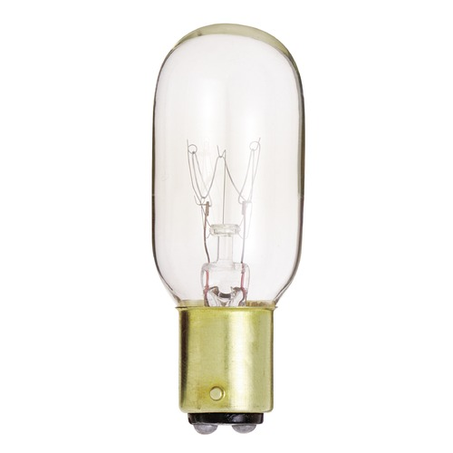Satco Lighting Incandescent T7 Light Bulb Bayonet Base Dimmable S3906