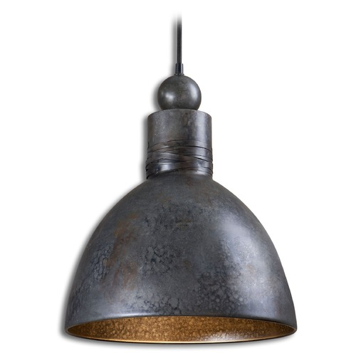 Uttermost Lighting Uttermost Adelino 1 Light Pendant 21976