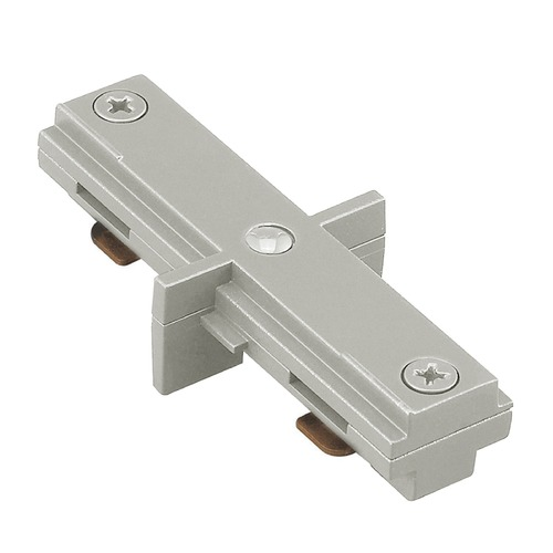 WAC Lighting WAC Lighting Brushed Nickel J Track Dead End I Connector JI-DEC-BN