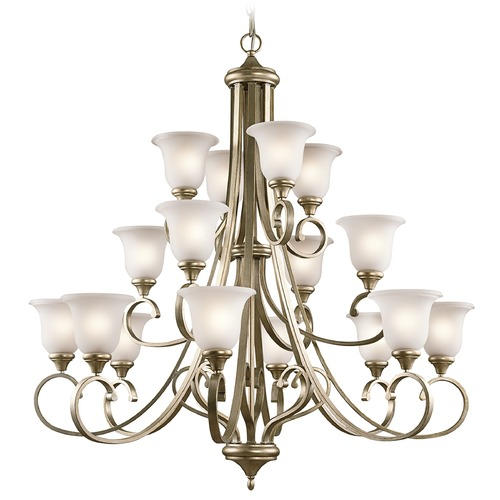 Kichler Lighting Kichler Lighting Monroe Chandelier 43192SGD