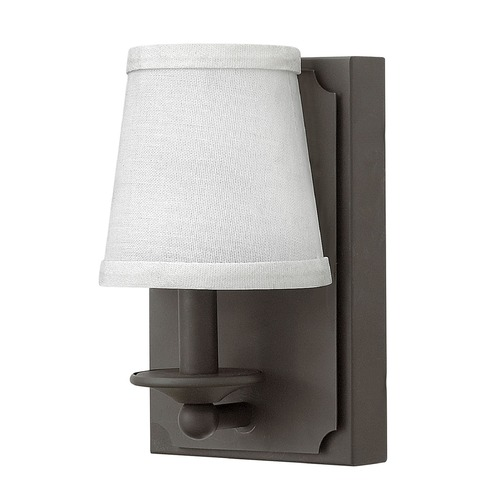 Hinkley Lighting Hinkley Lighting Avenue Oil Rubbed Bronze LED Sconce 61222OZ