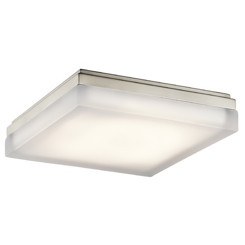 Elan Lighting Elan Lighting Arston Brushed Nickel LED Flushmount Light 83801