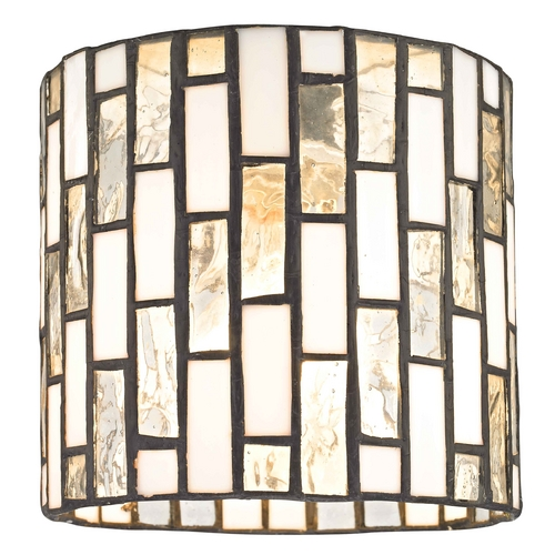Design Classics Lighting Solstice Tiffany Glass Shade - Lipless with 1-5/8-Inch Fitter Opening GL1049