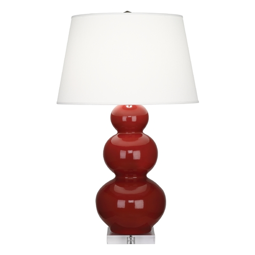 Robert Abbey Lighting Robert Abbey Triple Gourd Table Lamp A355X