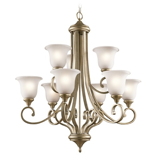 Kichler Lighting Kichler Lighting Monroe Chandelier 43159SGD