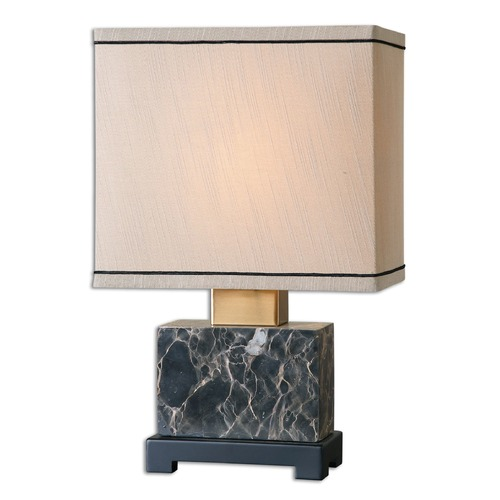 Uttermost Lighting Uttermost Anadell Polished Marble Table Lamp 29975-1