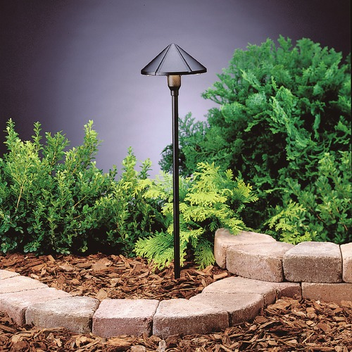 Kichler Lighting Kichler Lighting Textured Black LED Path Light 15826BKT30R