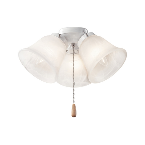 Kichler Lighting Kichler Light Kit with White in White Finish 338505WH