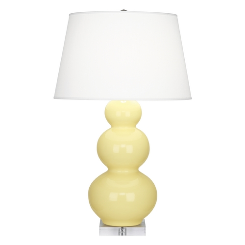 Robert Abbey Lighting Robert Abbey Triple Gourd Table Lamp A357X
