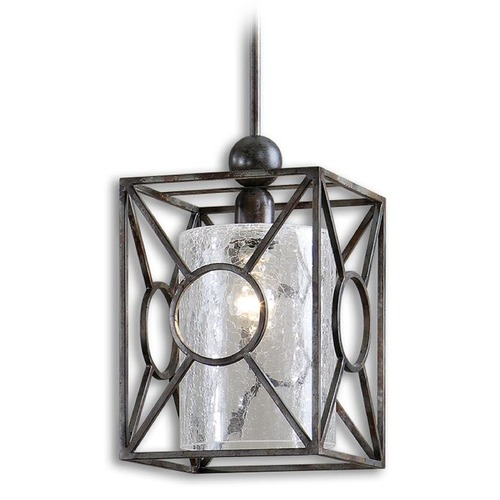 Uttermost Lighting Uttermost Arbela 1 Light Mini Pendant 21978