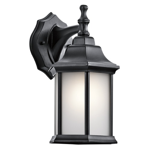 Kichler Lighting Kichler Lighting Chesapeake Outdoor Wall Light 9776BKS